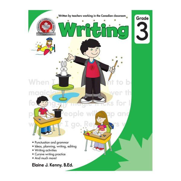 Writing (Grade 3) Canadian Curriculum Paperback
