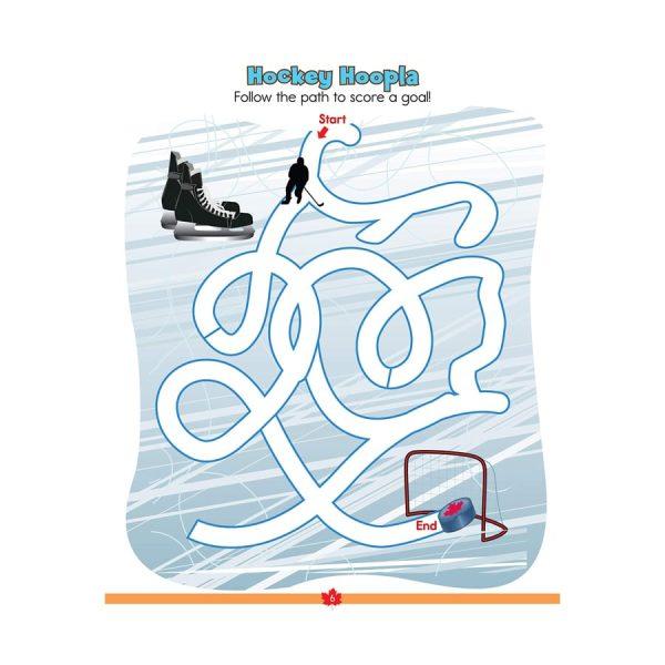 Amazing Mazes Canadian Curriculum Paperback