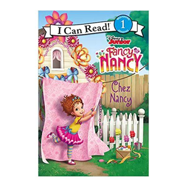 Fancy Nacncy: Chez Nancy (I Can Read Level 1) Paperback