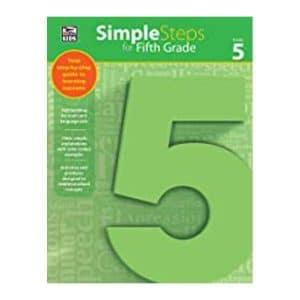 Simple Steps Grade 5