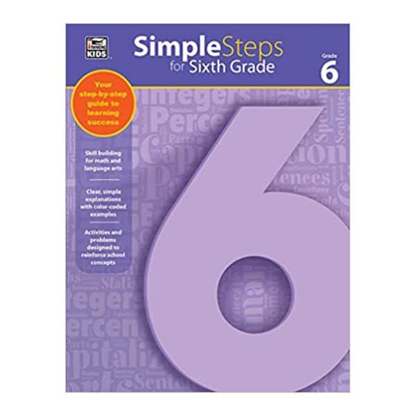 Simple Steps Grade 6