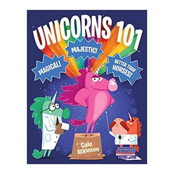 Unicorns 101 Hardcover