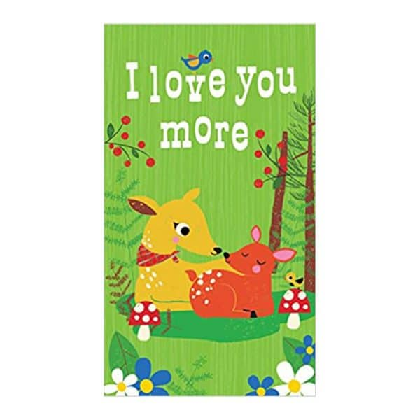 I Love You More Hardcover