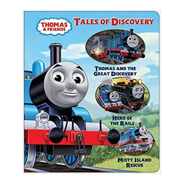 Thomas & Friends: Tales of Discovery Board book