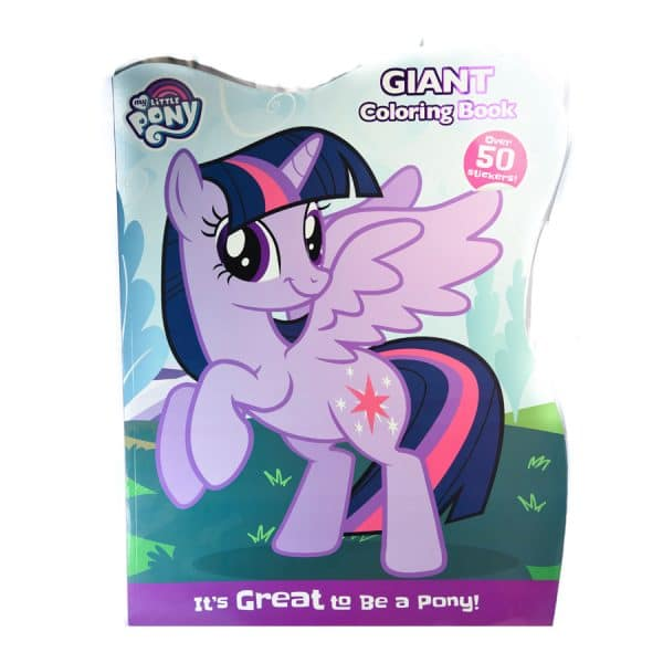 My Little Pony: Giant Coloring Book