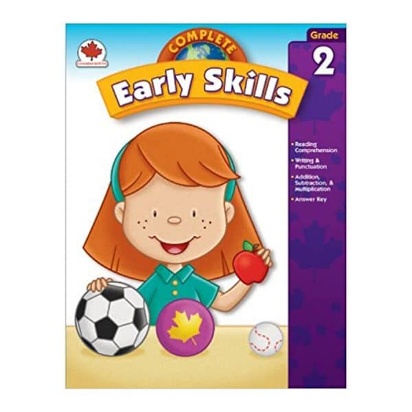 Canadian Complete Early Skills Grade 2 Workbook