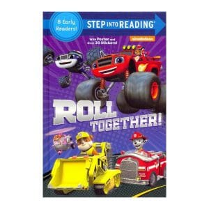 Nickelodeon Roll Together (8 Books in 1) Step Into Reading LVL 1 & 2