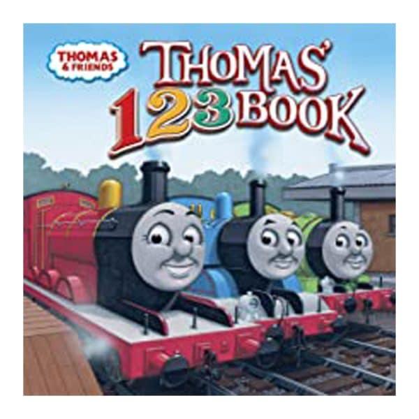 Thomas & Friends: Thomas 123 Book Paperback