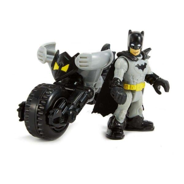 DC Super Friends Imaginext Batman & Batpod