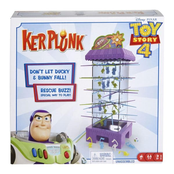 Toy Story 4 Kerplunk Game