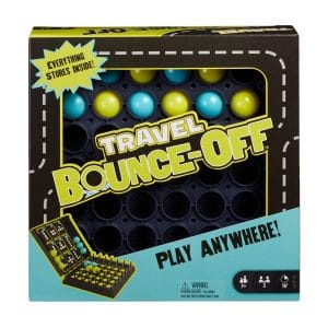 Travel Bounce-Off Game
