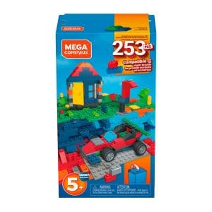 Mega Construx 253 Piece Construction Box