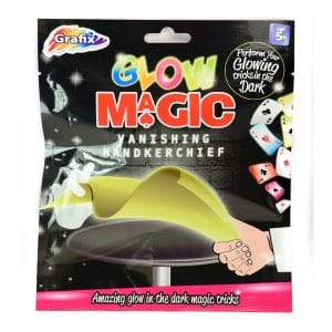 Glow Magic Vanishing Handkerchief Trick