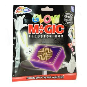 Glow Magic Illusion Box Trick