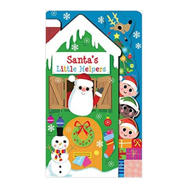 Santa's Little Helpers Board book