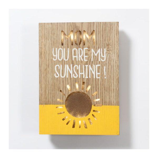 """""""You Are My Sunshine"""" LED Light Box"""