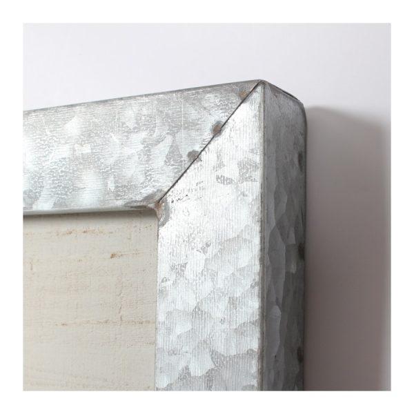 Zoe SQ Wall Décor w/Tin Frame