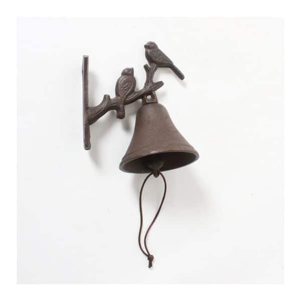 Bird Bell Wall Décor