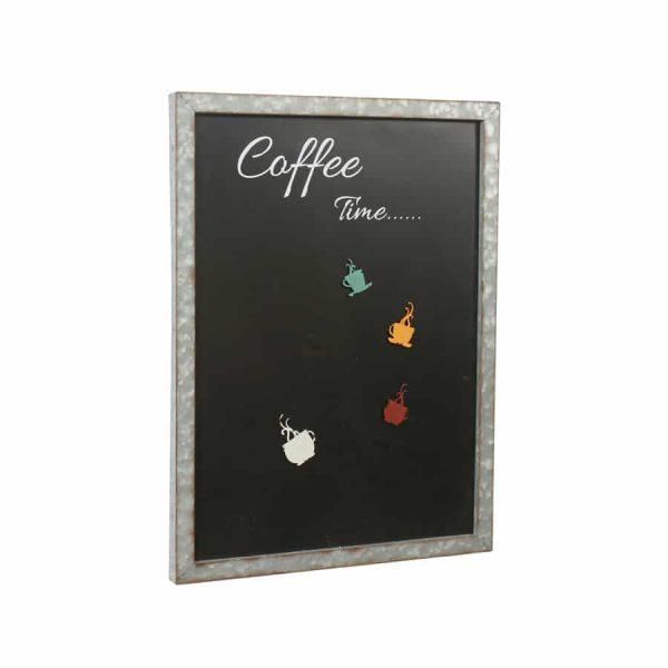Coffee Time … Memoboard w/Magnet
