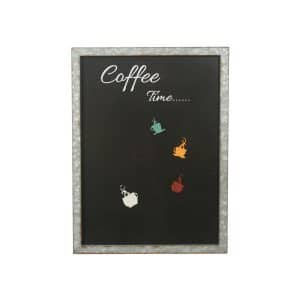 Coffee Time … Memoboard w/Magnet