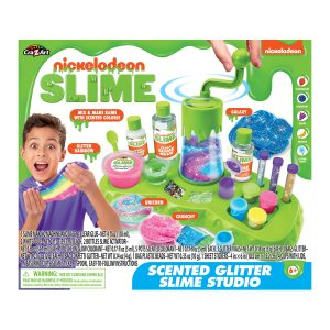 Nickelodeon Slime Scented Glitter Slime Studio