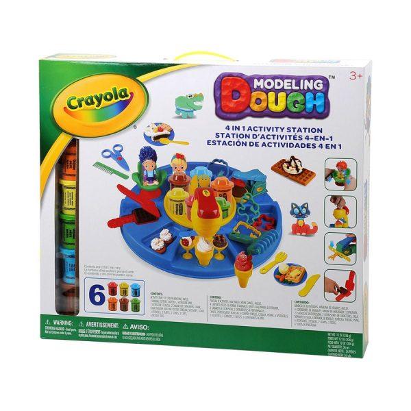 Crayola 4 in 1 Activitiy Station
