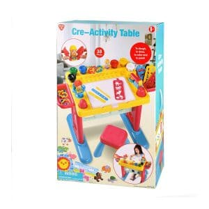 PlayGo Cre-Acticvity Table Playset