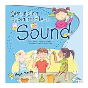 Surprising Experiments with Sound (Magic Science) Paperback