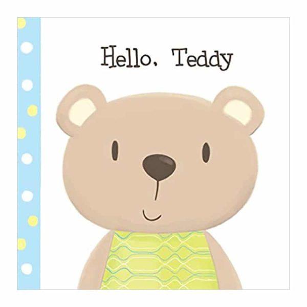 Hello, Teddy (Cuddly Book Set)