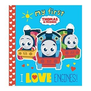 Thomas & Friends My First: I Love Engines! Board book