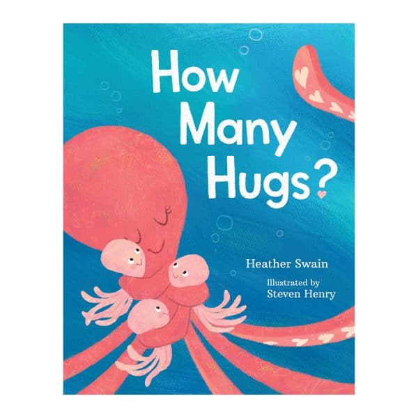 How Many Hugs? Board Book
