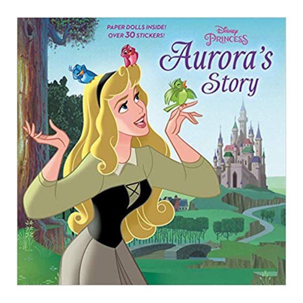 Disney Princess: Aurora's Story Paperback