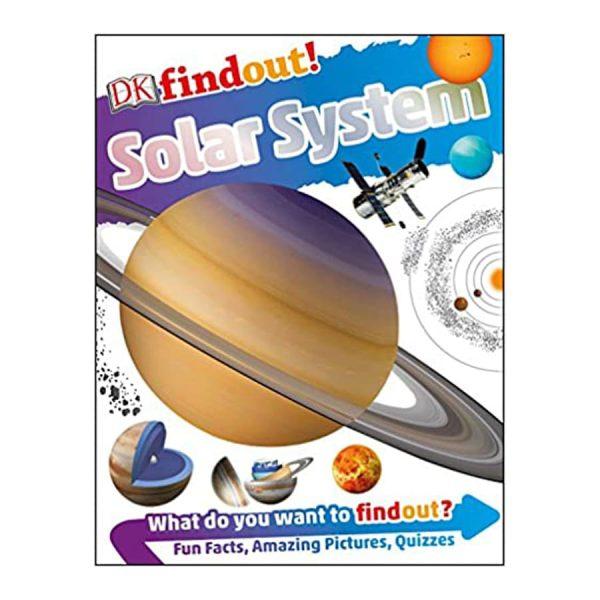 DKfindout! Solar System Paperback