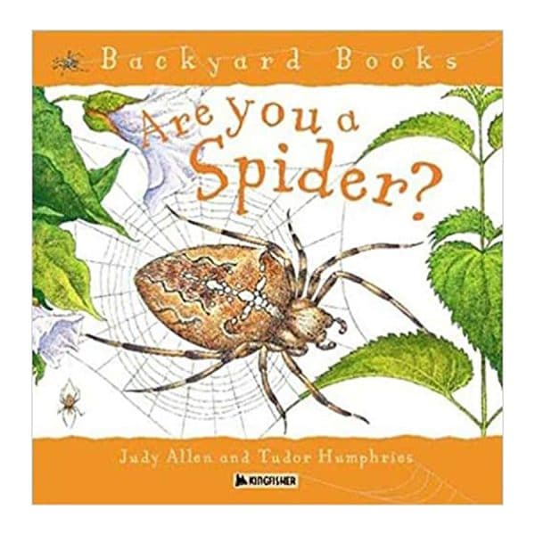 Are You a Spider? (Backyard Books) Paperback