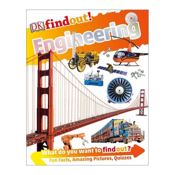 DKfindout! Engineering Paperback