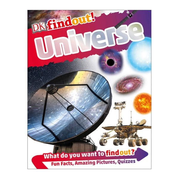 DKfindout! Universe Paperback