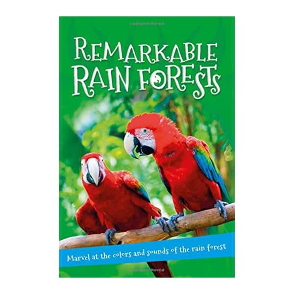 It's All About . . . Remarkable Rain Forests Paperback