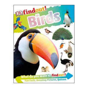 DKfindout! Birds Paperback