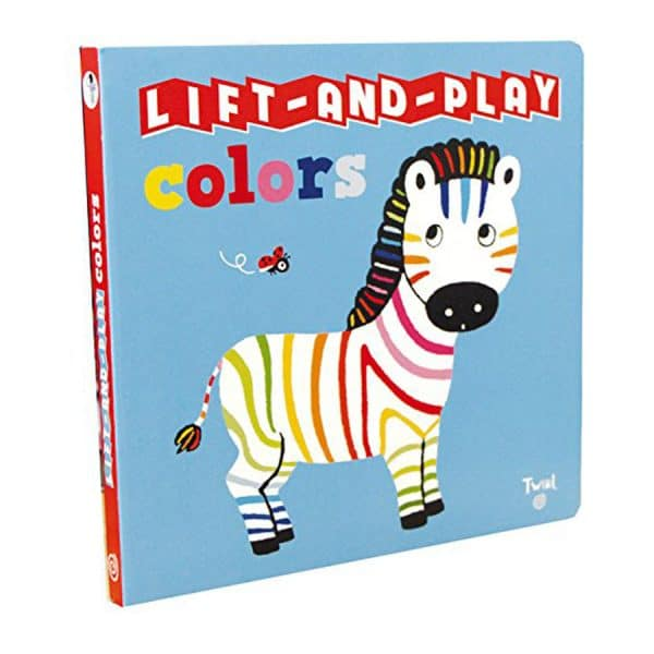 Lift-And-Play Colors Hardcover