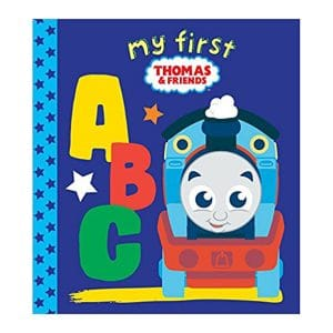 Thomas & Friends My First: ABC Board book