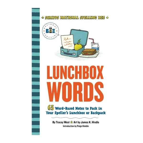 Lunchbox Words (Scripps National Spelling Bee) Paperback