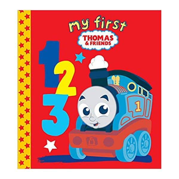 Thomas & Friends My First: 123! Board book