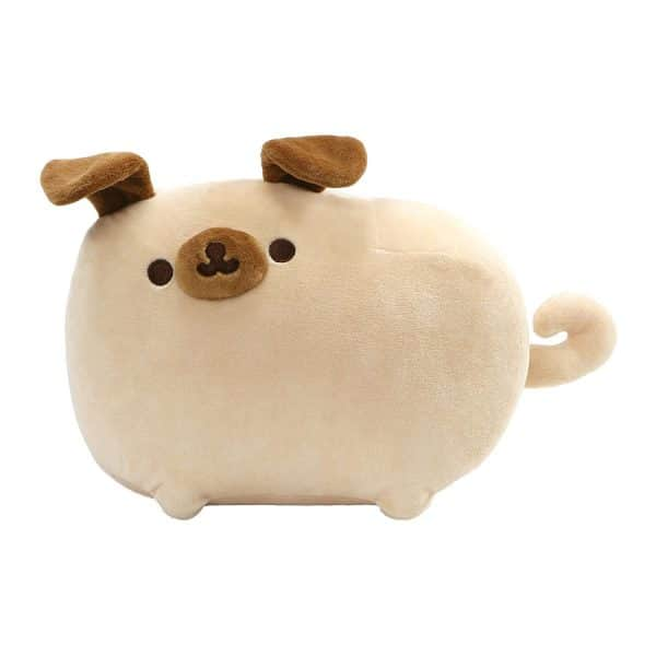 Gund Pusheen Pugsheen Pug Dog Stuffed Animal with Poseable Ears