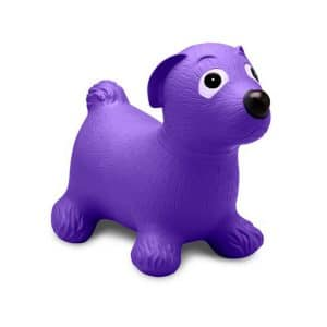 Bounc'n Animals Purple Dog