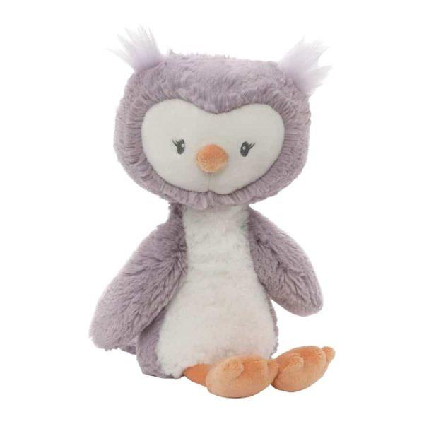 "GUND Baby Toothpick Plush Stuffed Owl, 12"", Multicolor"