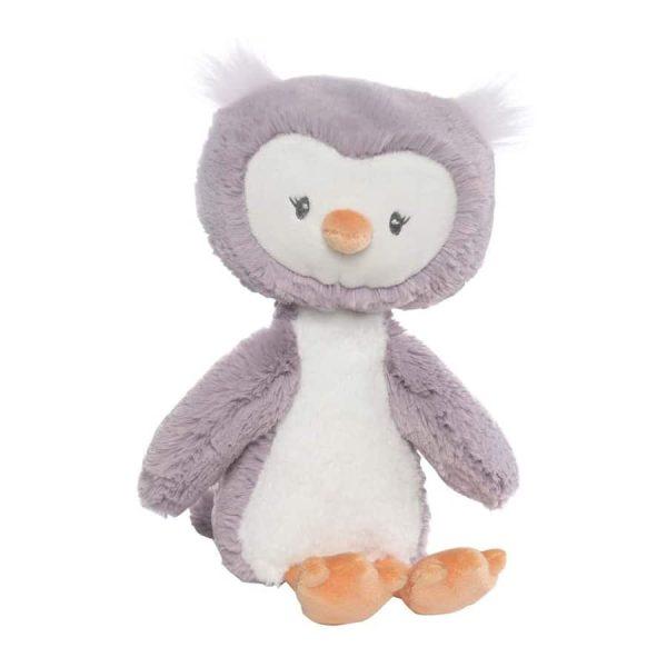 "Baby GUND Baby Toothpick Plush Stuffed Owl 16"", Multicolor"