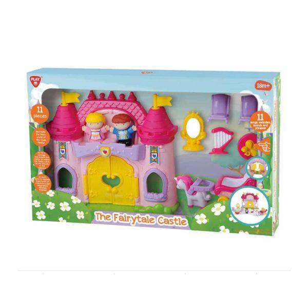 Playgo The Fairytale Castle Playset