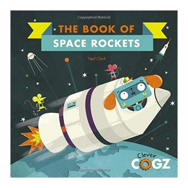 The Book of Space Rockets Hardcover
