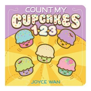 Count My Cupcakes 123 Hardcover