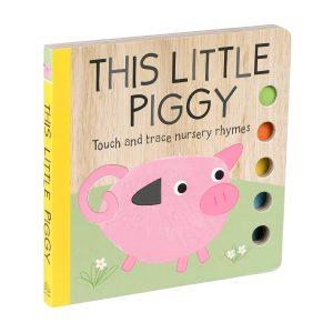 This Little Piggy Board book - Hardcover - Board book